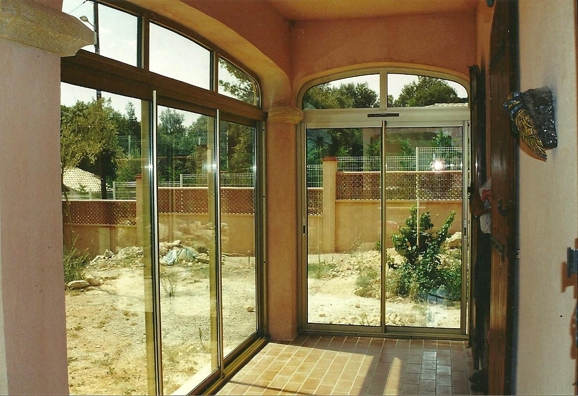 fermeture de terrasse couverte technic habitat marseille aubagne. Black Bedroom Furniture Sets. Home Design Ideas