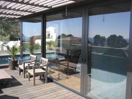 Fenêtres / Portes-fenêtre ALU Aluminium