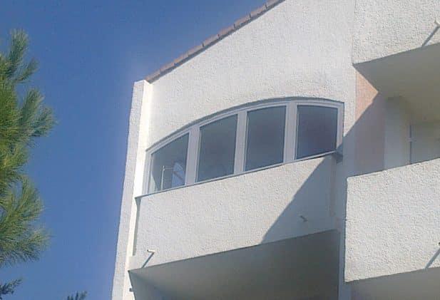 Fenêtre Alu AWS 60 Aluminium