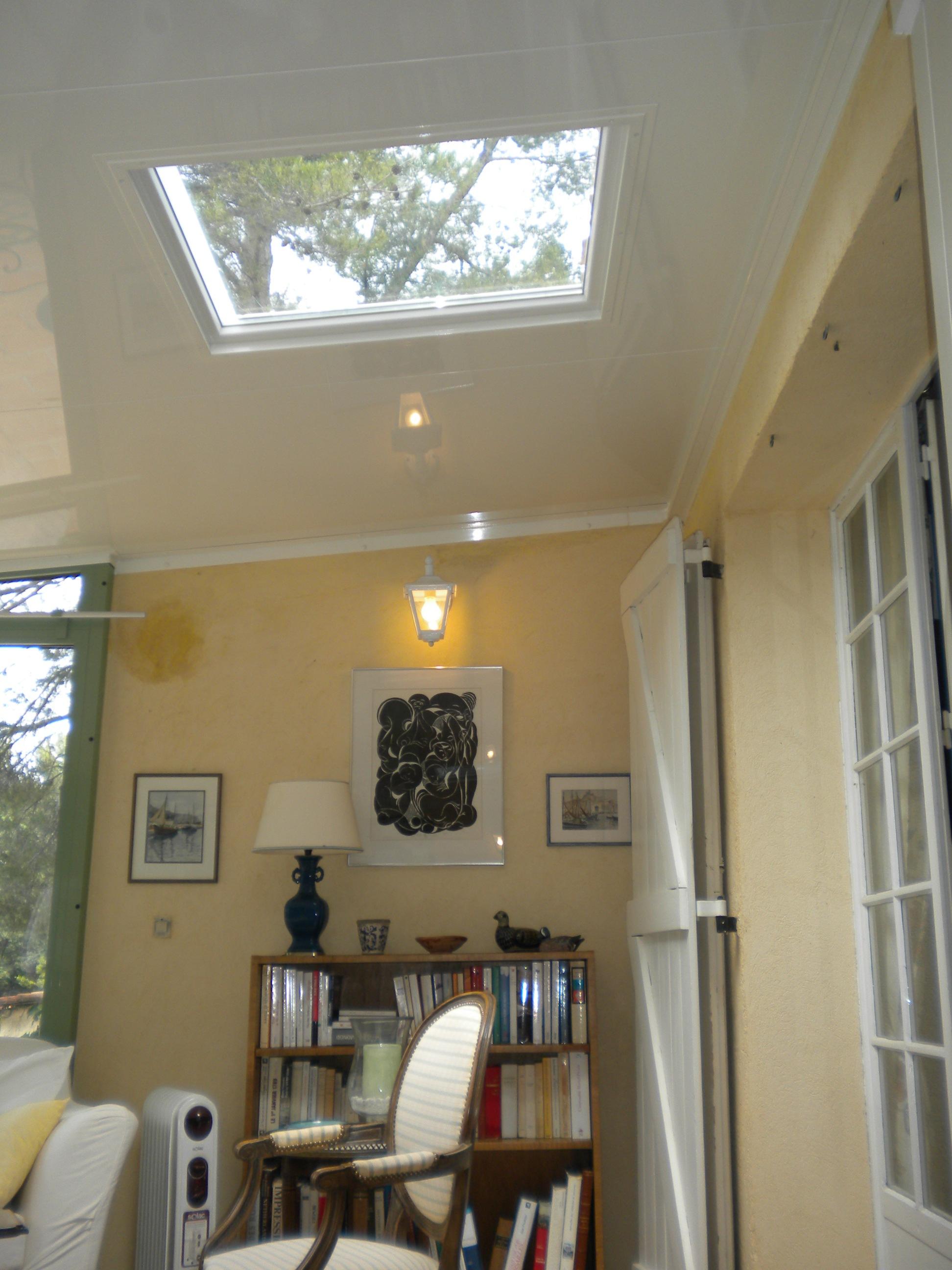 Puit De Jour à puits de lumière pour toiture opaque aubagne - technic habitat