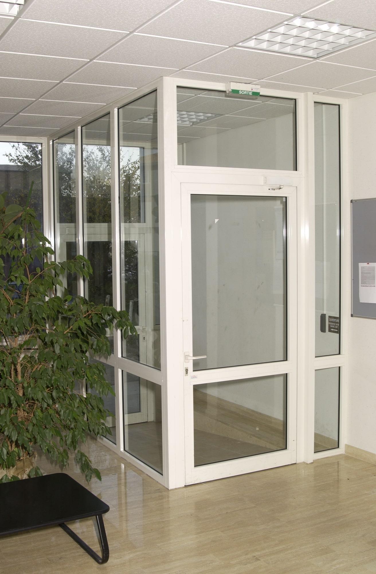Sas D Entrée Interieur sas d'entrée aubagne - technic habitat