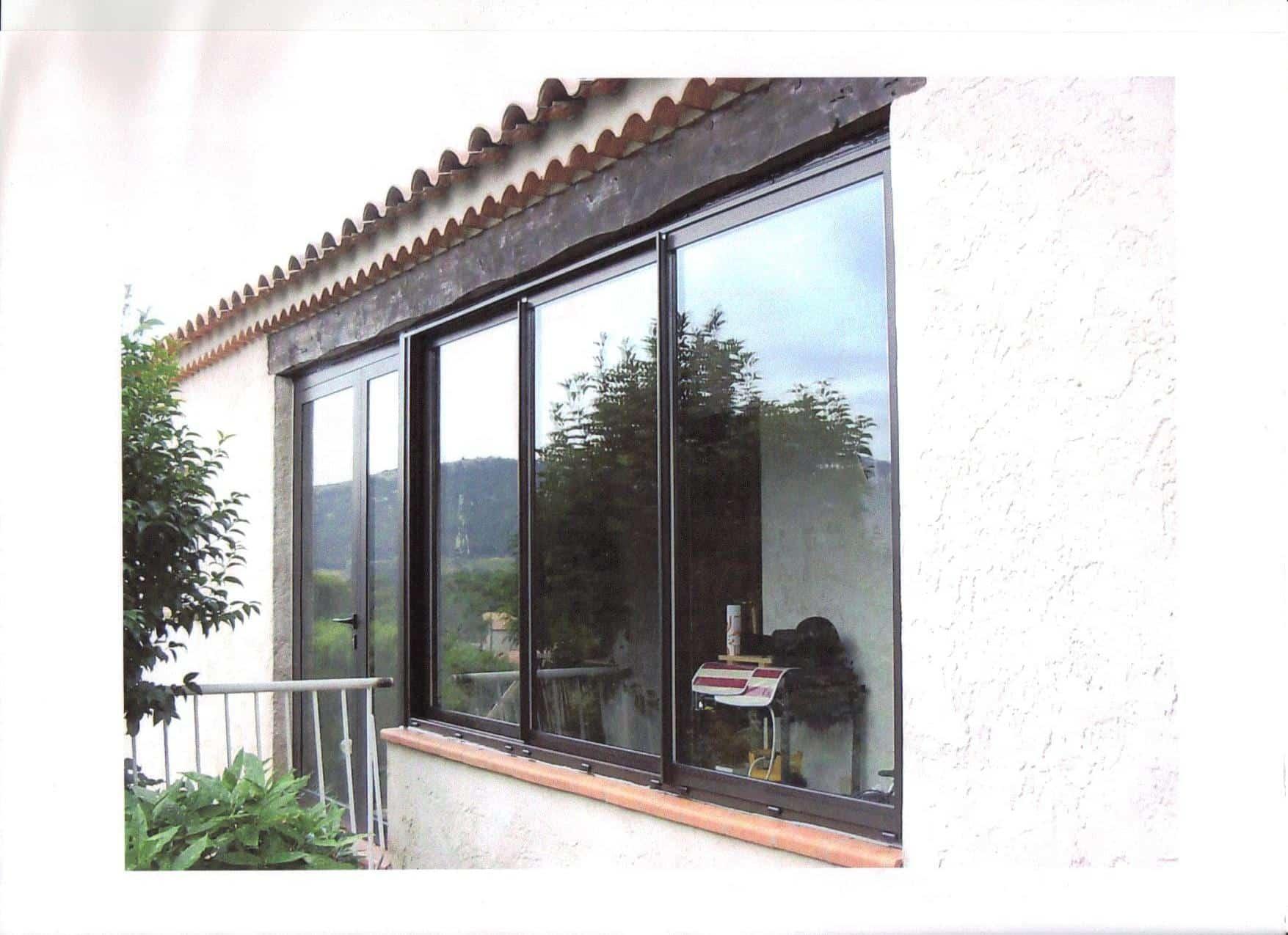 fermeture de terrasse couverte marseille technic habitat. Black Bedroom Furniture Sets. Home Design Ideas