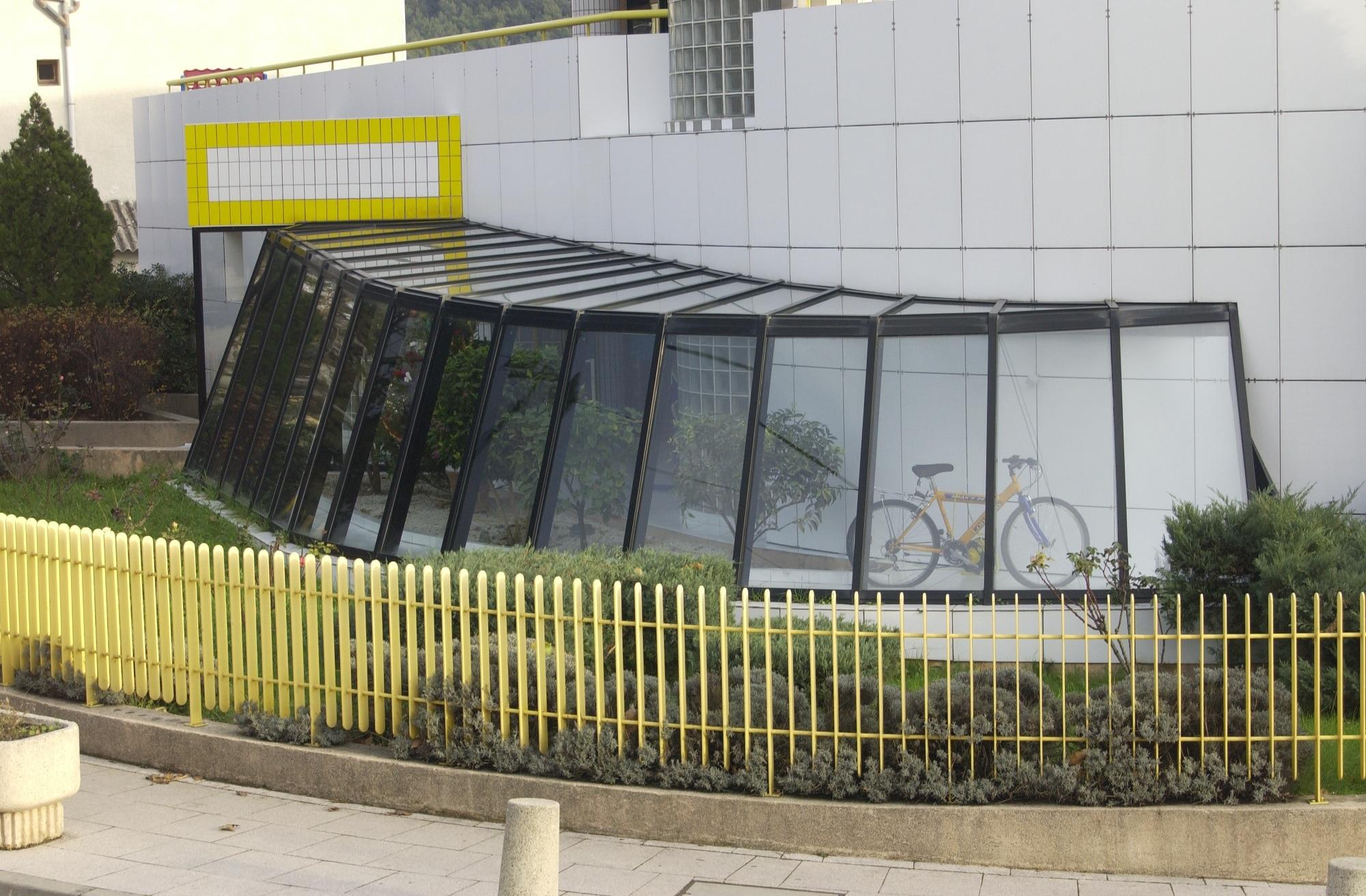 Mur rideau Alu FW 50+ Aluminium