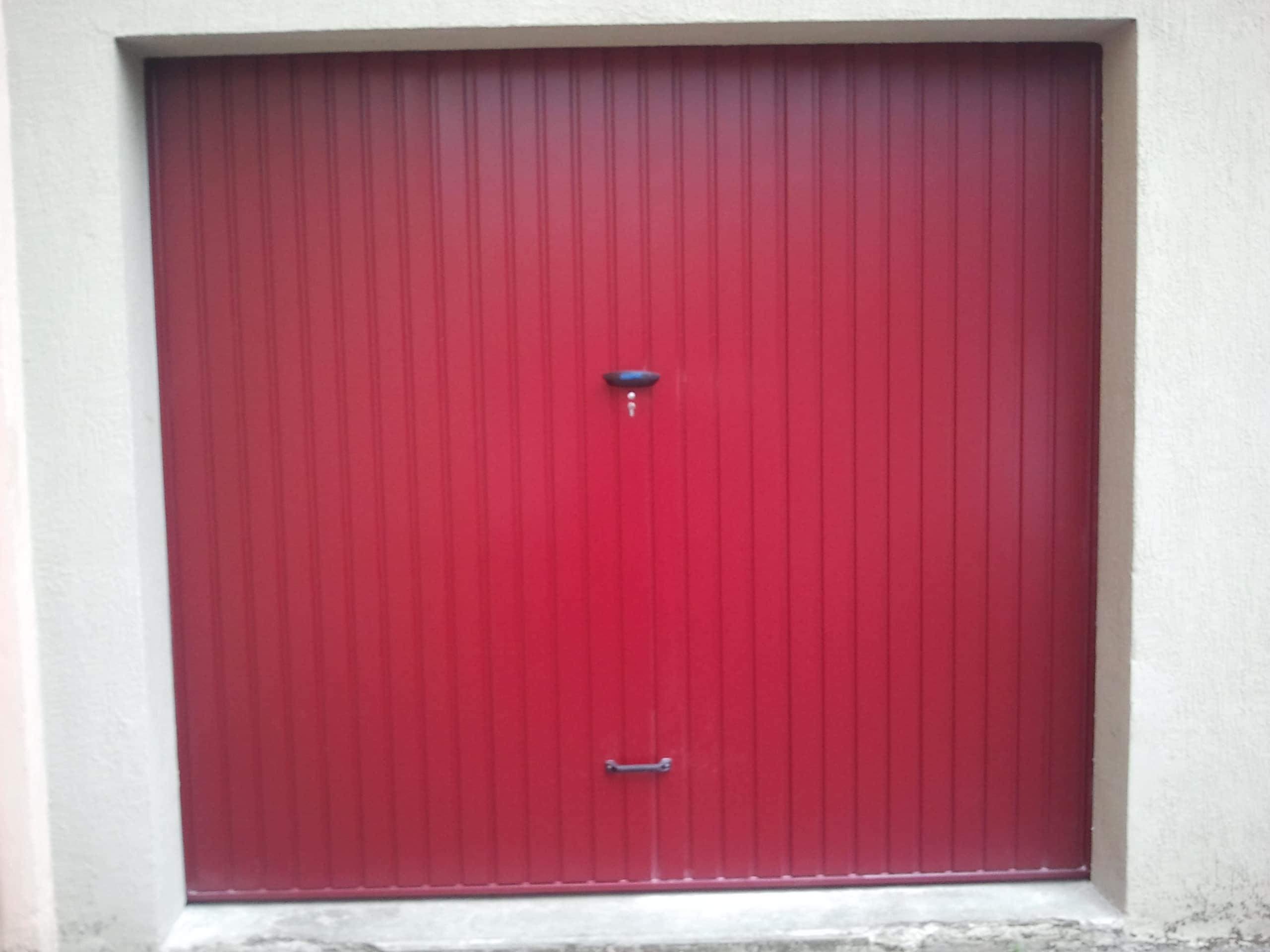 Fermeture portes de garages archives technic habitat for Flo fermeture porte garage