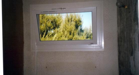 Fenêtre Ouvrante à Soufflet Pvc Marseille Technic Habitat