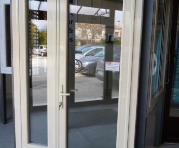 Porte Fenêtre Alu Avec Soubassement Ads 60 Dl Marseille Technic