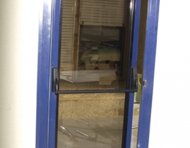 Portes Sécurisées à Marseille Aubagne Technic Habitat - Porte de secours