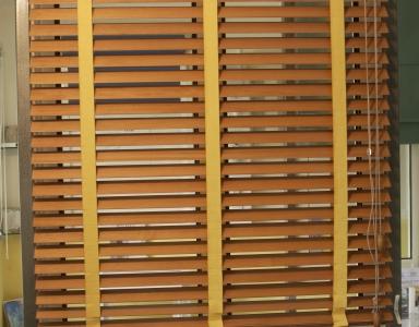 store venitien jaune elegant store enrouleur jour nuit filtrant jaune jn with store venitien. Black Bedroom Furniture Sets. Home Design Ideas