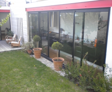 terrasse couverte en alu fabulous deco jardin en bois creteil deco jardin en bois creteil with. Black Bedroom Furniture Sets. Home Design Ideas
